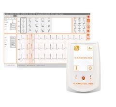 Cardioline Langzeit-EKG Set clickholter